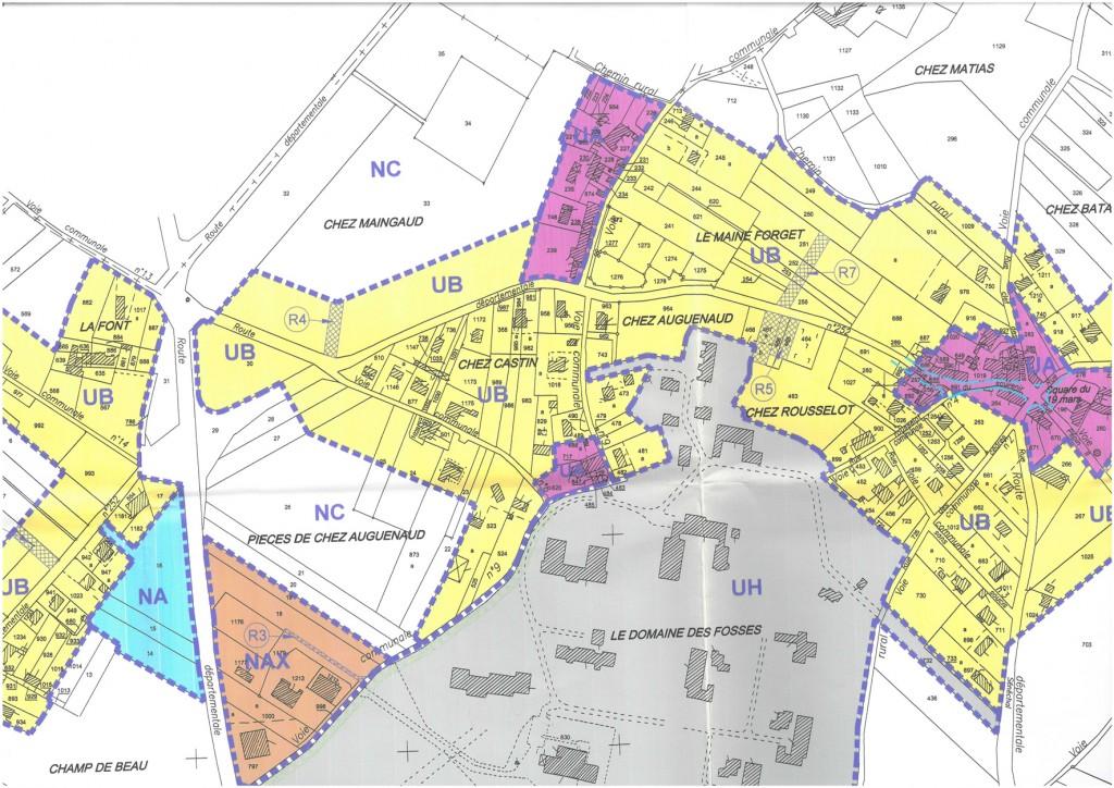 Études et conseils pour les communes - Plan d'occupation des sols